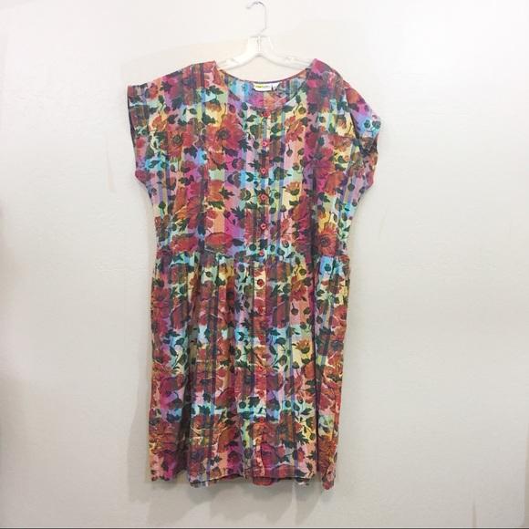 Limelight Indian cotton Plus Size 24 house dress